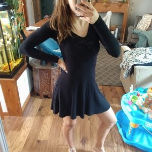 Hollister skater dress.